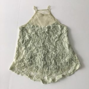 Kimchi Blue Lace Tank Top Lined